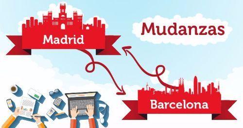 Mudanzas Madrid Barcelona: Las Grandes Ciudades