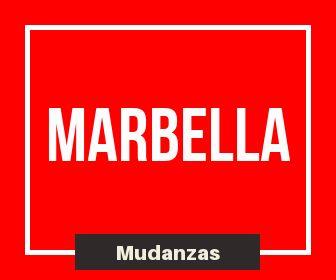 Mudanzas en Marbella