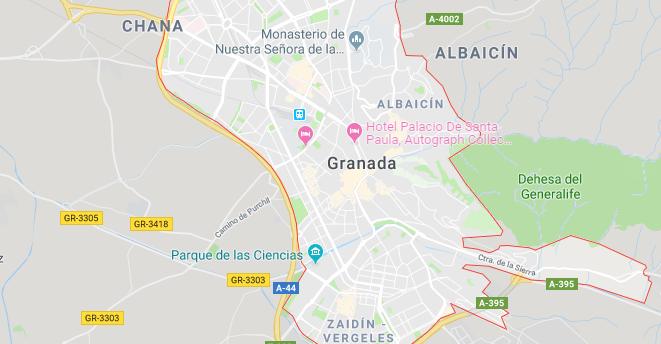 Mudanzas en Granada 1